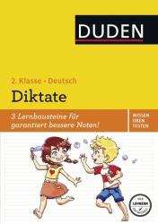 Wissen - ben - Testen: Deutsch - Diktate, 2. Klasse (ISBN: 9783411751624)