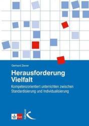 Herausforderung Vielfalt (ISBN: 9783772710162)