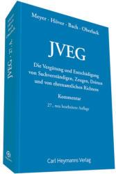 JVEG (ISBN: 9783452287267)