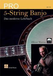 Pro 5-String Banjo (ISBN: 9783864111105)