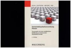 Gemeindehaushaltsverordnung Hessen (ISBN: 9783415057210)