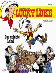 Lucky Luke 95 - Das gelobte Land (ISBN: 9783770439249)