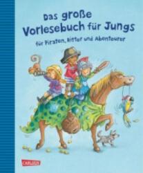 Das groe Vorlesebuch fr Jungs (ISBN: 9783551221049)