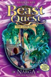 Beast Quest: Narga the Sea Monster - Adam Blade (2008)