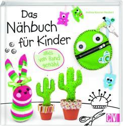 Das Nhbuch fr Kinder - alles von Hand genht (ISBN: 9783841064356)