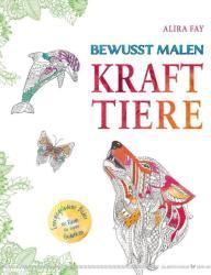 Bewusst malen - Krafttiere (ISBN: 9783898455305)