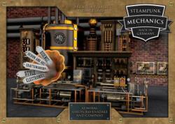 Steampunk Mechanics (ISBN: 9783946425106)