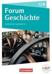 Forum Geschichte 7. /8. Schuljahr - Gymnasium Niedersachsen - Vom Dreiigjhrigen Krieg bis zum Ersten Weltkrieg (ISBN: 9783062450068)
