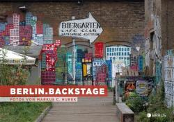Berlin. Backstage (ISBN: 9783862281480)