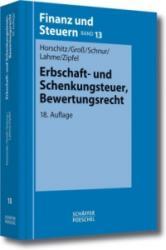 Finanz und Steuern Bd. 13 Erbschaft- und Schenkungsteuer, Bewertungsrecht (ISBN: 9783791037011)