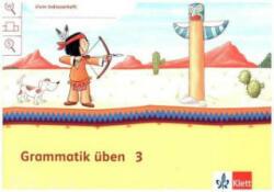 Grammatik üben, Arbeitsheft 3. Schuljahr - Cornelia Donth-Schäffer, Stefanie Erdmann, Gisela Hundertmark, Andreas Körnich, Andreas Landwehr, Katja Röhlin (ISBN: 9783121620265)