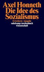 Die Idee des Sozialismus (ISBN: 9783518298244)