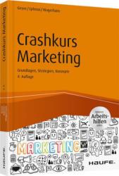 Crashkurs Marketing - inkl. Arbeitshilfen online (ISBN: 9783648095096)