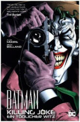 Batman: Killing Joke - Ein tdlicher Witz (ISBN: 9783741602337)
