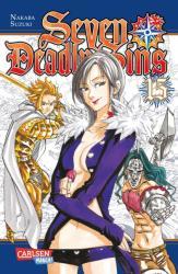 Seven Deadly Sins 15 (ISBN: 9783551734853)
