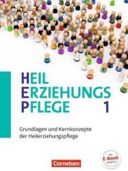 Heilerziehungspflege Band 1 - Grundlagen und Kernkonzepte der Heilerziehungspflege (ISBN: 9783064516588)