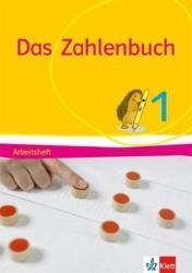 Das Zahlenbuch. 1. Schuljahr. Arbeitsheft. Allgemeine Ausgabe ab 2017 (ISBN: 9783122017422)