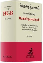 Handelsgesetzbuch (ISBN: 9783406711619)