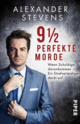 9 1/2 perfekte Morde (ISBN: 9783492311441)