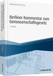 Berliner Kommentar zum Genossenschaftsgesetz (ISBN: 9783648093443)