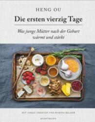 Die ersten vierzig Tage - Heng Ou, Amely Greeven, Marisa Belger, Jenny Nelson, Magdalena Kotzurek (ISBN: 9783956142093)