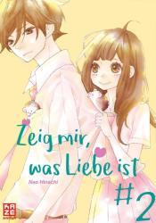 Zeig mir, was Liebe ist 02 (ISBN: 9782889219841)