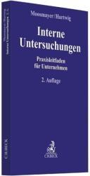 Interne Untersuchungen (ISBN: 9783406706448)