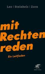Mit Rechten reden (ISBN: 9783608961812)