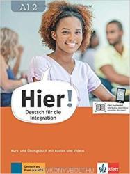 Hier! A1.2. . Kurs- und bungsbuch mit Audios und Videos (ISBN: 9783126766814)