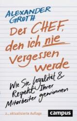 Der Chef, den ich nie vergessen werde (ISBN: 9783593507088)