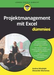 Projektmanagement mit Excel fr Dummies (ISBN: 9783527713998)
