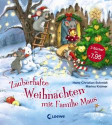 Zauberhafte Weihnachten mit Familie Maus (ISBN: 9783785584996)