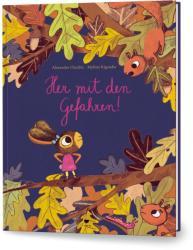 Her mit den Gefahren! (ISBN: 9783959390460)