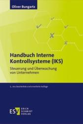 Handbuch Interne Kontrollsysteme (ISBN: 9783503171446)