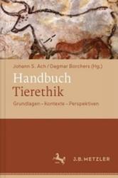 Handbuch Tierethik (ISBN: 9783476025821)
