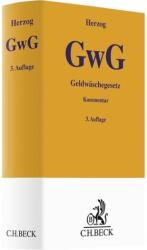 Geldwschegesetz (ISBN: 9783406693915)