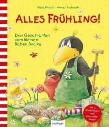 Der kleine Rabe Socke: Alles Frhling! (ISBN: 9783480234035)