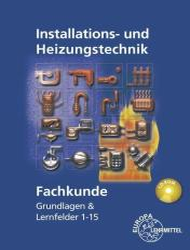 Fachkunde Installations- und Heizungstechnik (ISBN: 9783808515372)