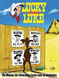 Die Mnner, die versuchten, Lucky Luke zu erschieen (ISBN: 9783770439898)