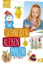kinderleicht - schneiden, kleben, malen (ISBN: 9783838836973)