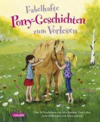 Fabelhafte Pony-Geschichten zum Vorlesen (ISBN: 9783551181299)