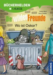 Wilde Freunde 02. Wo ist Oskar? (ISBN: 9783440158067)
