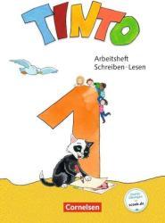 Tinto 1 1. Schuljahr - Arbeitsheft Schreiben/Lesen (ISBN: 9783060841752)