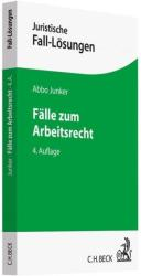Flle zum Arbeitsrecht (ISBN: 9783406715761)