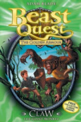 Beast Quest: Claw the Giant Monkey - Adam Blade (2008)