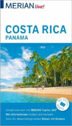 MERIAN live! Reisefhrer Costa Rica Panama (ISBN: 9783834226853)