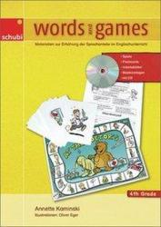 Words and Games (ISBN: 9783867233187)