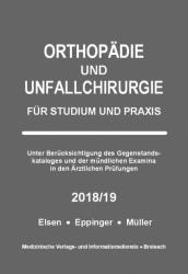 Orthopdie und Unfallchirurgie (ISBN: 9783929851830)
