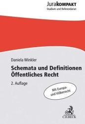 Schemata und Definitionen ffentliches Recht (ISBN: 9783406723599)