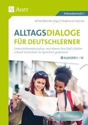 Alltagsdialoge fr Deutschlerner Klassen 5-10 (ISBN: 9783403080381)